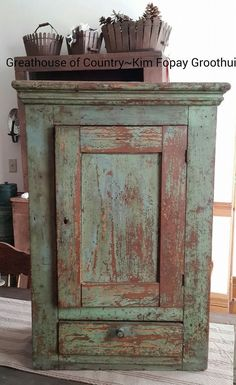 primitive homes for sale Primitive Homes, Primitive Kitchen, Primitive Antiques, Country Primitive, Primitive Decor, Primitive Cabinets, Primitive Furniture, Country Furniture, Antique Furniture