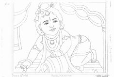 Thanks for the website reference Ganesha Painting, Tanjore Painting, Art Drawings For Kids, Outline Drawings, Glass Painting Designs, Paint Designs, Mandala Drawing, Mandala Art, Mural Painting