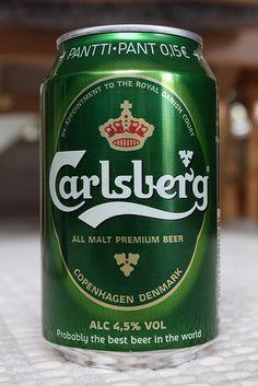 Carlsberg Lager | Flickr: Intercambio de fotos