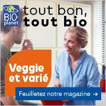 Bio-Planet, votre supermarché bio. Aussi en ligne.