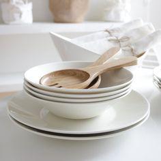 White Arabia KoKo plates