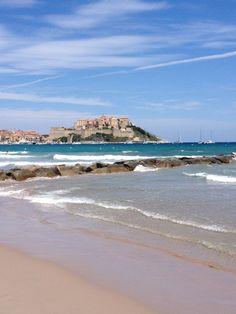 Les plus belles #plages à #Calvi et dans ses environs #Corse #Balagne #voyageavecenfant