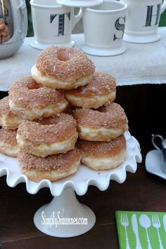 Simply Suzanne's AT HOME: a birthday brunch . . .