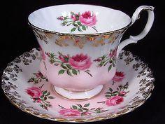 ROYAL-ALBERT-BRIDESMAID-ROSES-PINK-FLUTED-TEA-CUP-AND-SAUCER