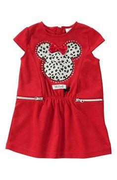 Super fede Disney Minnie Mouse Kjole Rød Disney Minnie Mouse Kjoler til Børn & teenager i fantastisk kvalitet