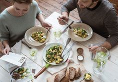 SIGNED, SEALED, DELIVERED  Read our guide to which meal kit delivery service is right for you.