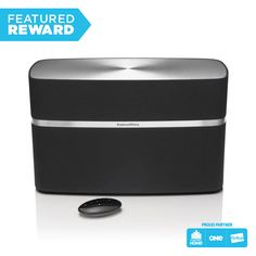 Bowers & Wilkins A7 Speakers #flybuysnz #7540points #OFHNZ