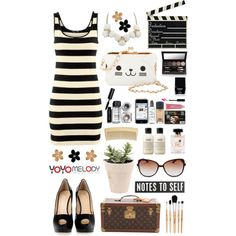 """Clara's #246 - yoyomelody"" by claraclo19 on Polyvore"