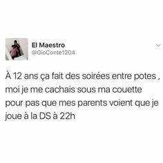 Tellement vrai... Best Tweets, Funny Tweets, Funny Jokes, Hilarious, Funny French, Lol, Stupid Memes, Funny Facts, Funny Moments