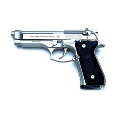 Beretta 92FS Handgun ❤ liked on Polyvore featuring weapons, accessories, guns, fillers and other