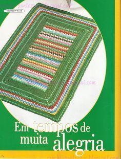 CROCHE BANHEIRO E COZINHA Nº 33 - joquinha - Picasa Web Albums