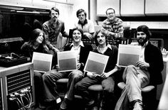 """Thirty years ago: Proud producers of """"Collaborations,"""" the first album produced at Evergreen.     For more see- http://www.evergreen.edu/magazine/2011spring/music.htm"""