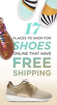 67c0eab3889 17 Places To Shop For Shoes Online That Have Free Shipping Order Shoes  Online