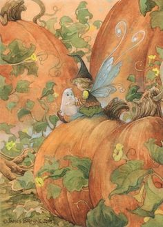 Pumpkin Fairies