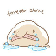 No I love you blobfish! Don't cry!