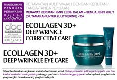 Ecollagen by oriflame Skin Care, Deep, 3d, Skins Uk, Skin Treatments, Skincare