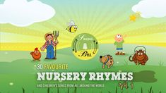 The ever-growing source of Nursery Rhymes, Children's Songs and Christmas Carols for free download. Browse and get your own printable lyrics, music scores and watch videos for karaoke for kids.