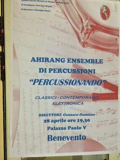 """PALCOSCENICO IN CAMPANIA.it: MUSICA - Benevento - Il Conservatorio """"Sala"""" prese..."""