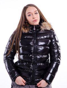 fe6162eb6 56 best #shiny.ski.outfits images in 2019   Puffy jacket, Ski ...