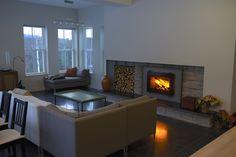 HWAM North America - 3055 Fireplace Insert