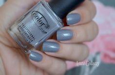 Anna Galaxy: Color Club лак для ногтей Professional Nail Lacquer Wild Orchid
