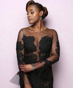 Issa Rae. Black Women In Hollywood 2017