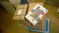 beyforart:    15 000 Tischsets wurden verteilt um die FTAE am...
