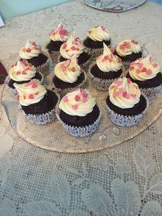 Sara's Birthday cupcakes