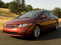 2007 Honda Civic Si sedan test drive: 2007 Honda Civic Si sedan