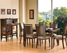 Dining Furniture - Buffet / Hutch B-114048-G
