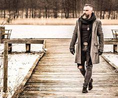 "1,609 Likes, 44 Comments - Arnold Henrik Forgács (@bearded_arnold) on Instagram: ""#beards#bearded#beardedmen#beardstyle#beardaresexy#beautifullbeard…"""