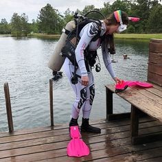 Scuba Wetsuit, Diving Wetsuits, Scuba Gear, Dive Mask, Scuba Diving Equipment, Diving Suit, Womens Wetsuit, Padi Diving, Koh Tao