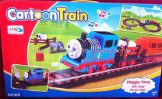 ของเล่นเด็ก รถไฟ * ~ 499.00 บาท >>