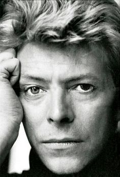 """And the stars look very different today"" Rest peacefully, David Bowie 1/10/16."