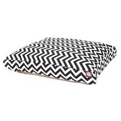 Have to have it. Majestic Pet Zig Zag Rectangle Pet Bed - $79 @hayneedle