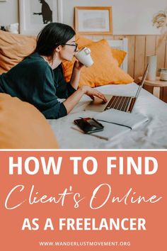 Struggling to find clients online as a freelancer? From pitching to using social media, these strategies will make it easier to find clients online, and grow your online business so you have more time and money to travel the world as a digital nomad! | Make Money Online | Remote Work | Work From Home | #onlinebusiness #freelancing #makemoneyonline  #digitalnomad #remotework #workfromhome via @wanderlustmvmnt Earn More Money, Make Money Online, How To Make Money, Business Tips, Online Business, Who Will Buy, Social Proof, Creating Passive Income, Go Getter