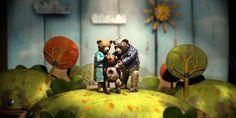 "¡¡Chile se llevó el Oscar!! Felicidades ""Bear Story"""