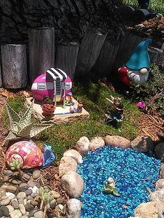 Fairy campground