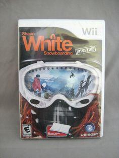 SHAUN WHITE SNOWBOARDING (2008) NINTENDO Wii SEALED **BRAND NEW**
