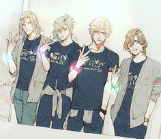 Uta no Prince-sama || Quartet Night★ #Utapri