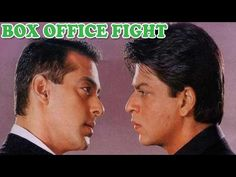 Shahrukh Khan vs Salman Khan at the Box Office | Bollywood News