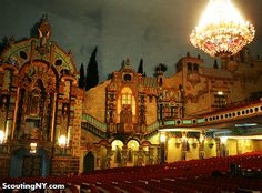 And this is why I want to restore old movie theaters.  Hot damn this is gorgeous!!!!