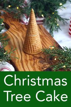 Christmas tree cake - New Site