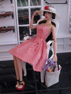 Kyori Sato - Fashion Royalty doll