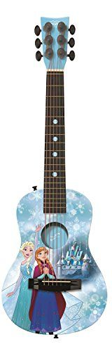 Act FR705 Disney Frozen Acoustic Guitar - http://www.guitarstore.wupples.com/first-act-fr705-disney-frozen-acoustic-guitar/