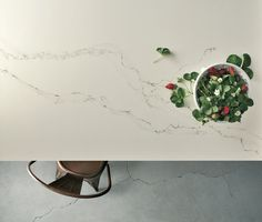 Discover Statuario Nuvo, part of the Caesarstone Classico Collection of quartz surface countertops.