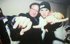 Eminem & Robin Williams