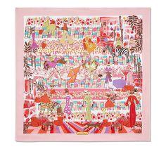 Patchwork Print Scarf - Accessories - Women - Salvatore Ferragamo