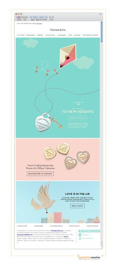 Brand: Tiffany & Co. | Subject: Aim High with This Tiffany Tip