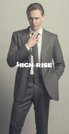 Tom Hiddleston as Dr Laing in High-Rise. Full size image: http://ww1.sinaimg.cn/large/6e14d388gw1f27yewlee8j20nc0xcmzx.jpg Source: https://twitter.com/challanfilm/status/712866527637319680/
